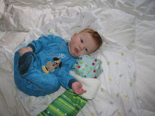 First Christmas Sock