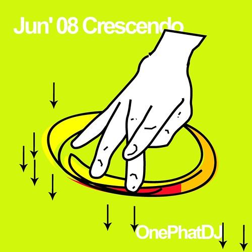 Jun '08 Crescendo artwork by Gemma Barton