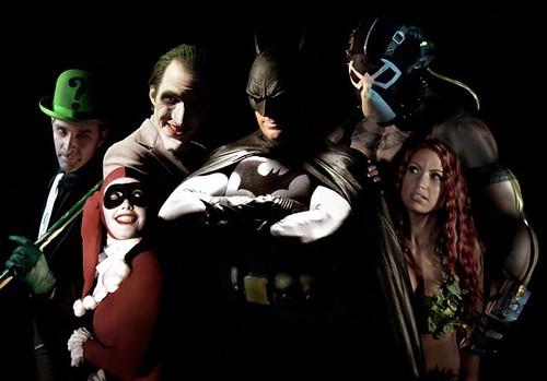batman legends por ti.