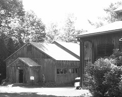 Barns on the Campus