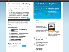 JQuery old site