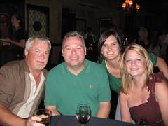 Bill, Marc, Me, Kristina