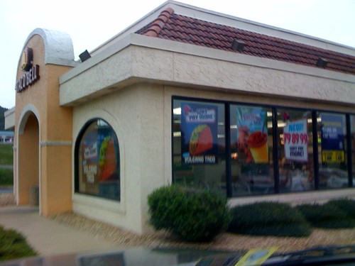 Taco Bell, Staunton Va