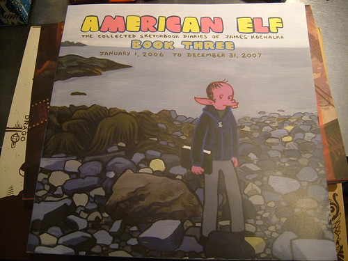 american elf vol 3 james kochalka