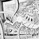 M. C. Escher. Print Gallery. 1956.
