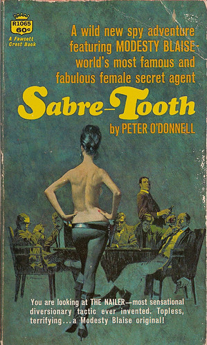 Sabre-Tooth (1967)