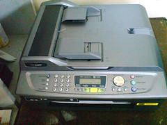 Brother d printer