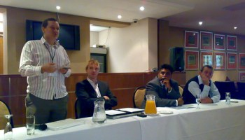 Broadband panel discussion @First Tuesday
