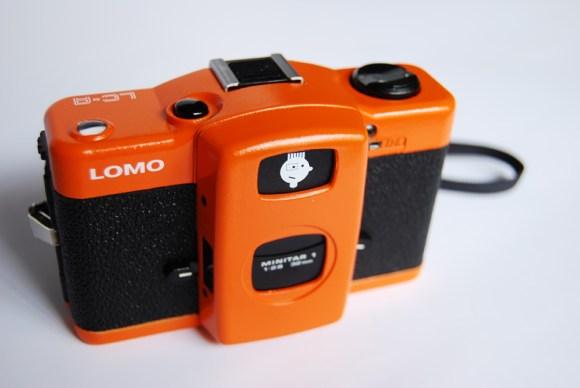 LCA - Orange