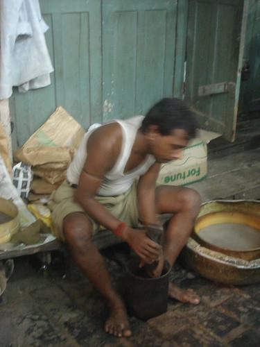 Kolkata傳統香料製做1-3
