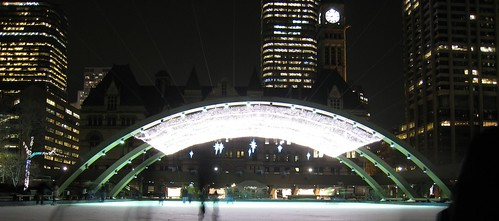 Nathan Phillips Square / Winter