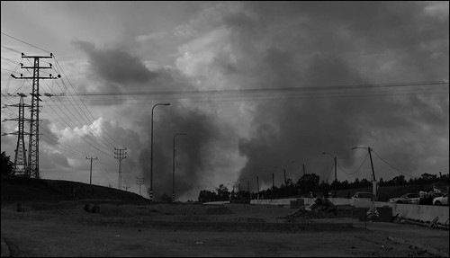 Gaza from a distance, by Yossi Gurvitz