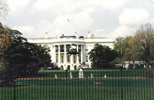 White House 1986 by MyLastBite.com