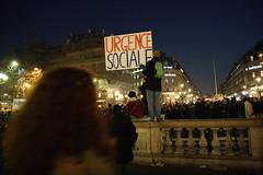 Manifestation interprofessionnelle,Paris, 29 j...