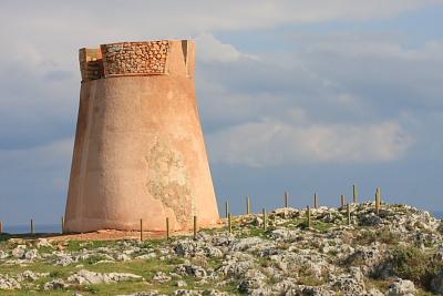 Torre Minervino dopo i recenti restauri