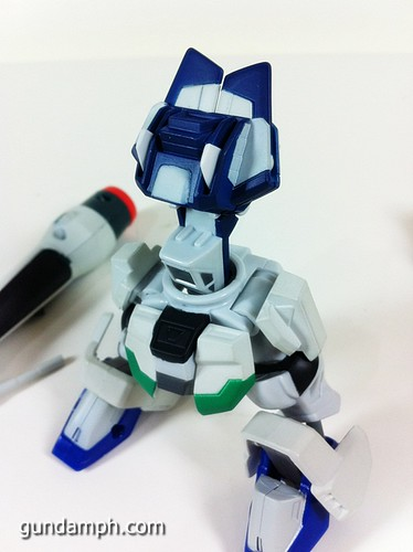Gundam DformationS Blast Impulse Figure Review (7)