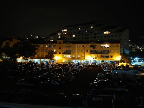 Parking nocturno