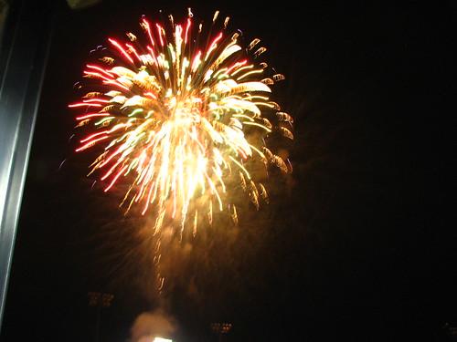 Fireworks at the Pops
