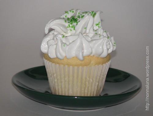 sponge cupcake