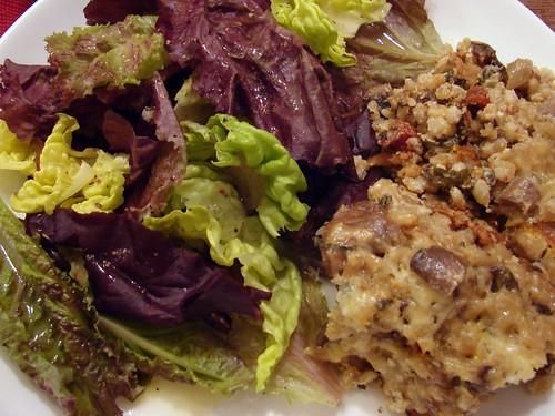 Dinner: December 15, 2008