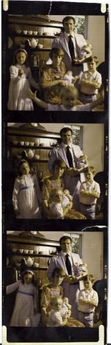 Family Photo Proofs May 1981