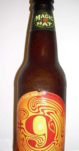 Magic Hat 9 Beer