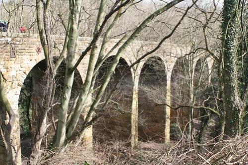 Waterfall Viaduct, Slapewath