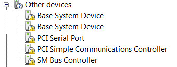 ⛔ Pci simple communications controller driver windows 7 64 bit dell