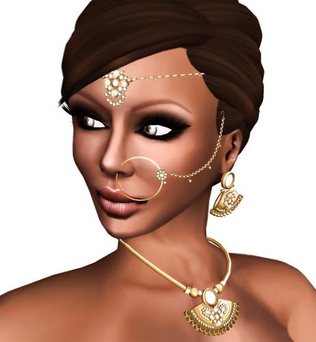 Jewelry by Zaara Kohime