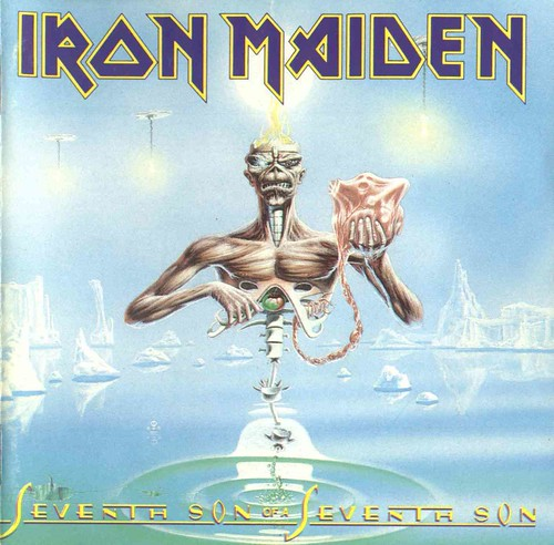 (1988) Seventh Son Of A Seventh Son (320 kbps)