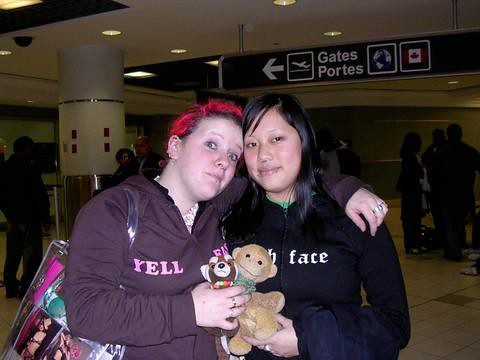 me and helen 2008