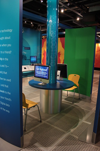 iMac at Intel Museum