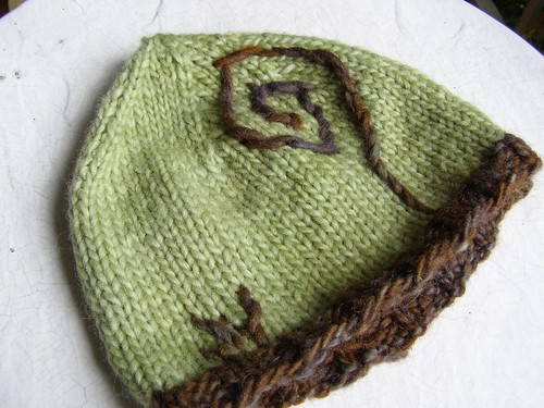 tree elf hat