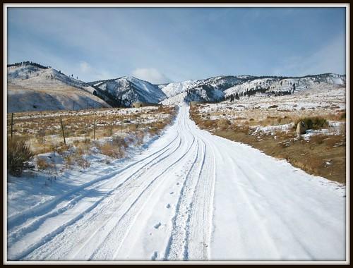 Ash Canyon Road