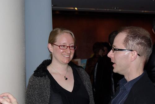 Crystal Stranaghan & James McCann