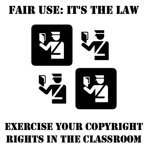 Fair Use: A Topic We Need More Education On!