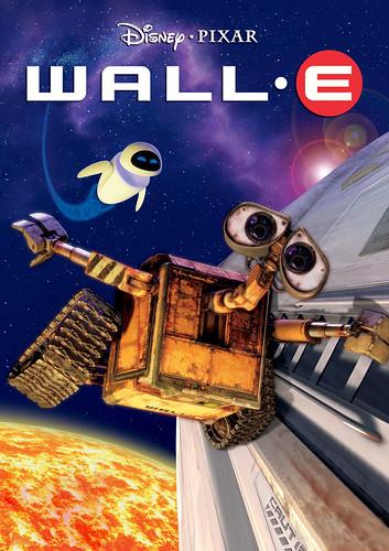 Pixar Wall-E Poster by divxplanet