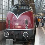 alte LBE-Diesellok