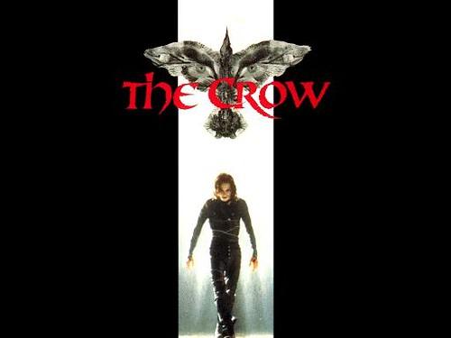 Brandon Lee -The Crow por ti.