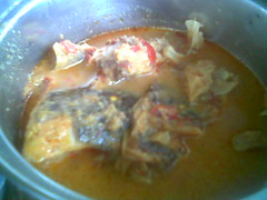 Stingray curry