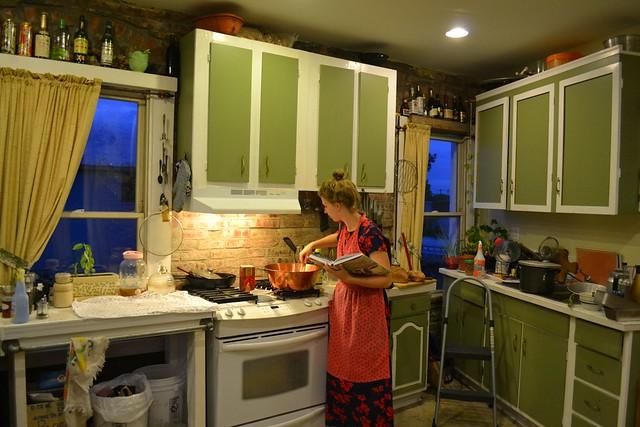 Love that kitchen