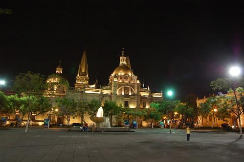 Plaza de la Liberación y Catedral