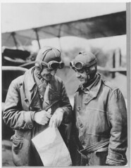 Army Air Corps Pilots by Smithsonian Institution on Flickr