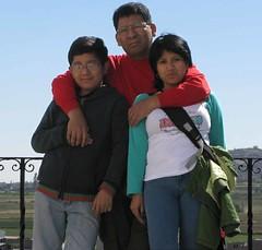 Luis, Joca y Maria