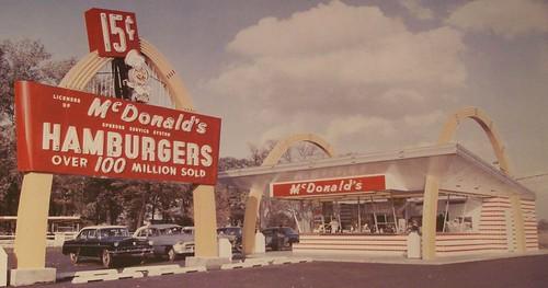 '60s McDonalds