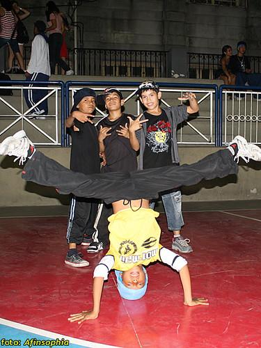 Hip-Hop Batalha 05 por você.