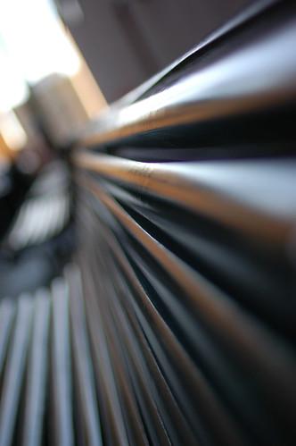 una panchina di Genova - Andrea Pompilio