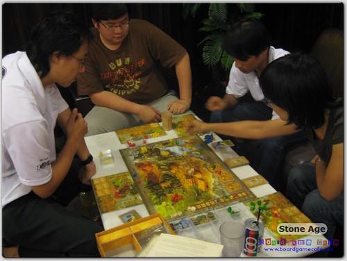 BGC Meetup - Stone Age