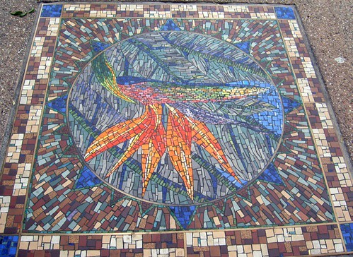 Bird of Paradise Mosaic