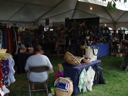 2008 Midwest Folk and Fiber Art Fair 4